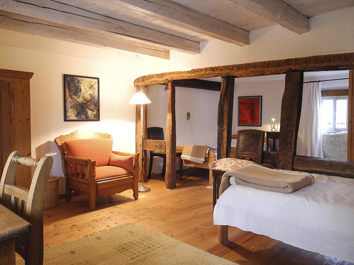 Gästezimmer Viererzimmer 1. und 2. Etage